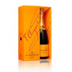 Veuve Clicquot Carte Jaune étui Design Box