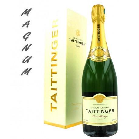 Magnum Taittinger, cuvée Prestige