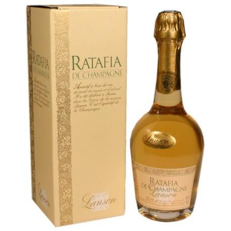 Ratafia de Champagne Lanson