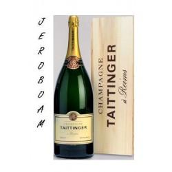 Jeroboam Taittinger, cuvée Prestige