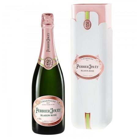 Champagne Perrier Jouët Blason Rosé Edition Limitée InBloom Fresh Box