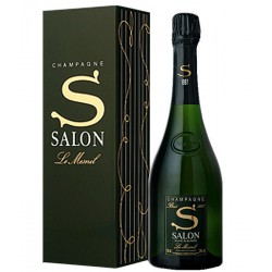 Champagne Salon 2002