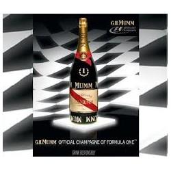Jeroboam Mumm Cordon Rouge Formule 1