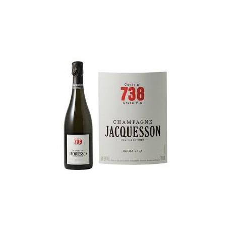 Jacquesson Cuvée n°735
